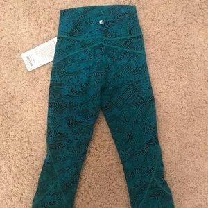lululemon athletica Pants - Sold NWT HR size 2 Lululemon crops